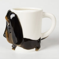 Dachshound Tasse